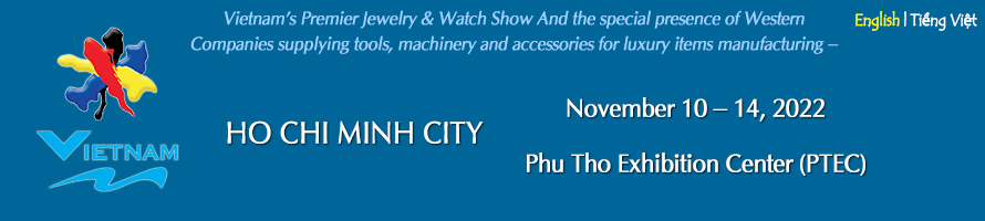International Jewelry + Watch Vietnam (IJV) Official Website